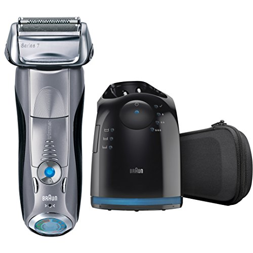 Braun Series 7 790cc-4 Electric Shaver with Cleaning Centre by Braun