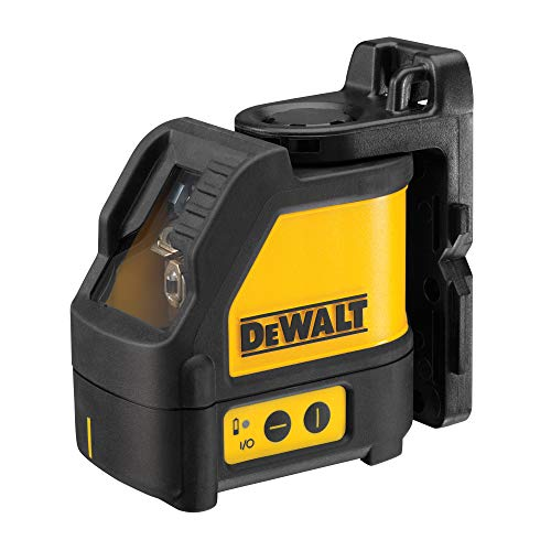 DEWALT DW088K Self-Leveling Cross Line ()