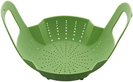 Instant Pot 5252049 Official Silicone Steamer Basket, Compatible with 6-Quart and 8-Quart Cookers, G