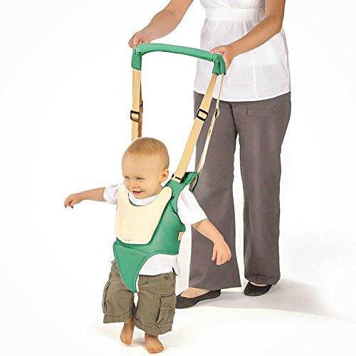 Faxadella Baby walking harness | Toddler walker | Toddler safety harness (Green) by Faxadella