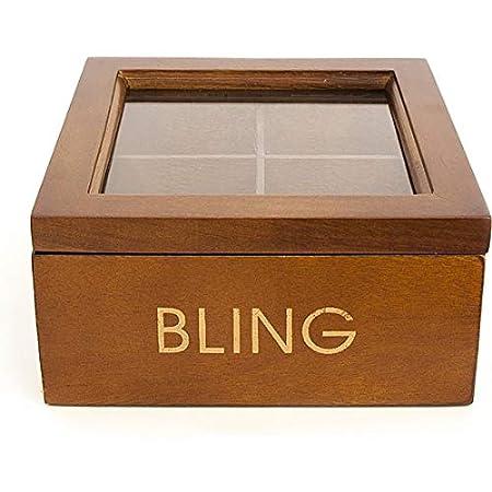 Desconocido B and B Caja de Té 4 Departamentos, Compuesto ...
