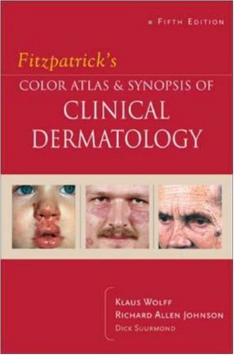Pdf Health Fitzpatrick's Color Atlas & Synopsis of Clinical Dermatology