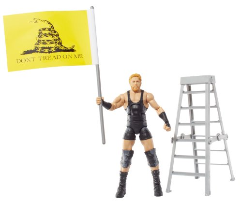 WWE Elite Collection Jack Swagger Action Figure (Jack Swagger Toys)