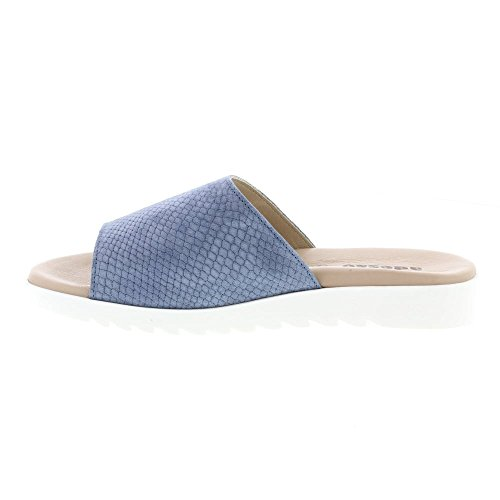 Adensco Adesso Tori - Denim (blauwe) Dames Sandalen