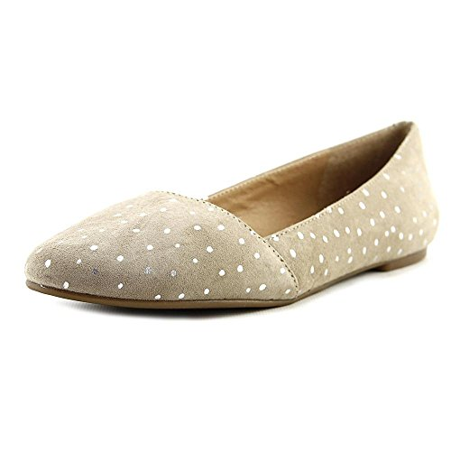 Ballet Lucky Suede Women's Grout Flat Archh rrEqwzUg