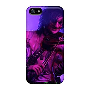 EricHowe Iphone 5/5s Excellent Hard Cell-phone Cases Custom Trendy Black Veil Brides Band BVB Skin [wOo4822emHC]