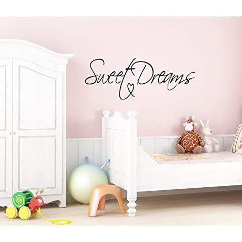 lovely PVC Wall Stickers Wall Decal Art Sticker Pack Wall Decor Decal Sticker Kids Wall Mural Art Wall-56 cm x 20 cm
