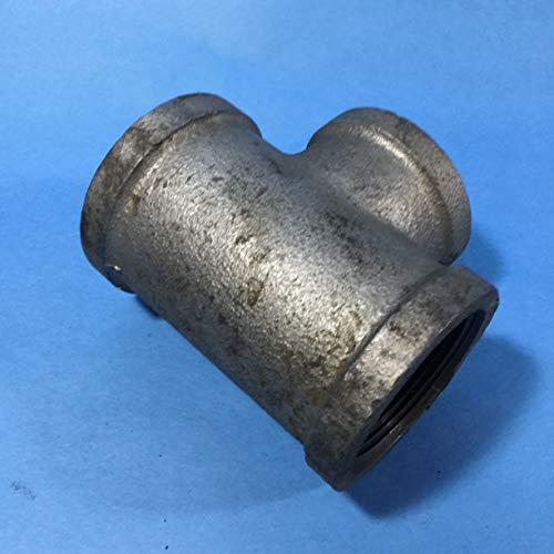 Ward Malleable Iron Straight Tees Class 150 1 1/2 NPS - Malleable Straight Tee