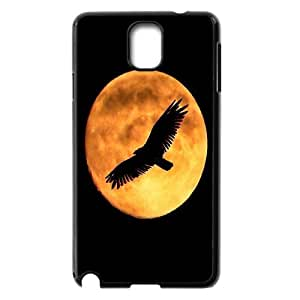 [QiongMai Phone Case] For Samsung Galaxy NOTE3 Case Cover -Flying Eagles-IKAI0446611