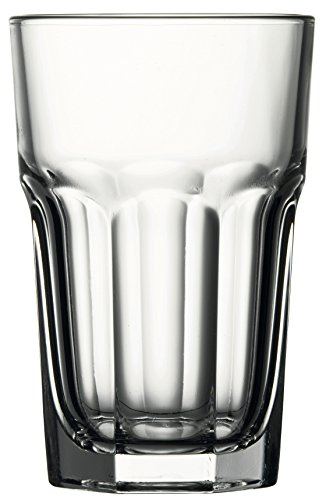 Hospitality Glass Brands 52713-048 Casablanca Beverage (Pack of 48), 10 oz.