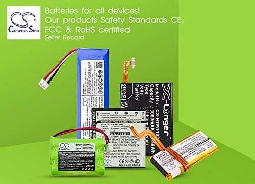 Battery Replacement for LG LMQ720VSP LMQ720VSP LM-X520 Q60 Q720A Q720MS Q720P Q720QM Q720TS Q720V Stylo 5 Record