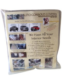 Lexus LS 460 2007-2013 Car SUV Truck & Auto Center Armrest Neoprene Covers Center Console Neoprene Waterproof cover. Tan
