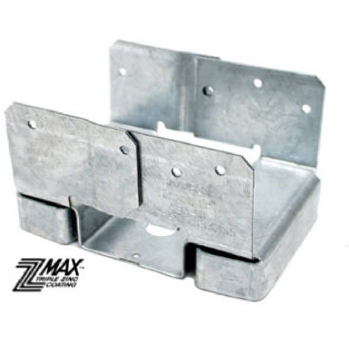 Simpson Strong Tie ABA46Z Z-Max Standoff Post Base (Post Anchors Simpson)