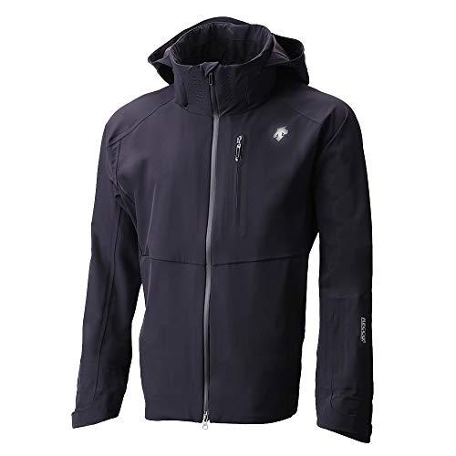 Descente Octane 3L Shell Ski Jacket Mens Black