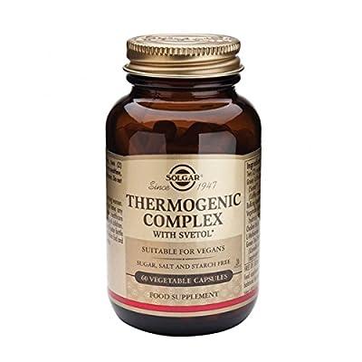 Solgar Thermogenic Complex 60caps