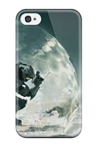 New Case Faddish cell phone Halo case cover For Iphone 4/4s / Perfect case cover 0AdzMV8PBBm