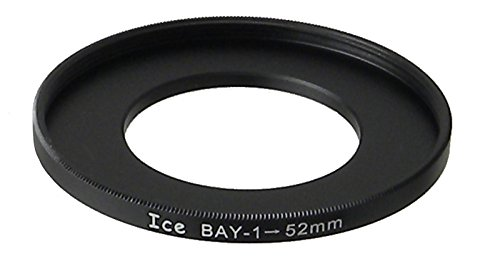 ICE Bay-1 to 52mm metal Adapter Ring for Yashica / Rollei TLR Camera