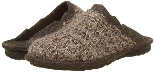 Romika Chaussons Brown Mikado combi 97 brown Mules Femme r1SrZwpx