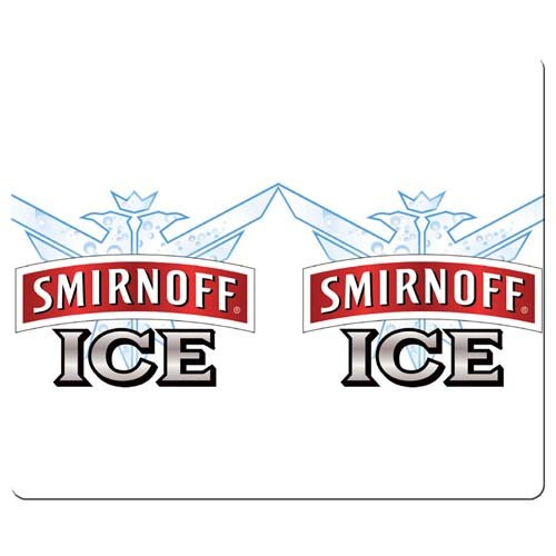 smirnoff-ice-gaming-mouse-mat-rubber-cloth-premium-30x25cm-12x10inch