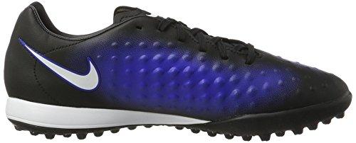 Nike Magista X Onda II TF, Scarpe da Calcio Uomo Blu (Black/White-prmnt Bl-bl Tnt)