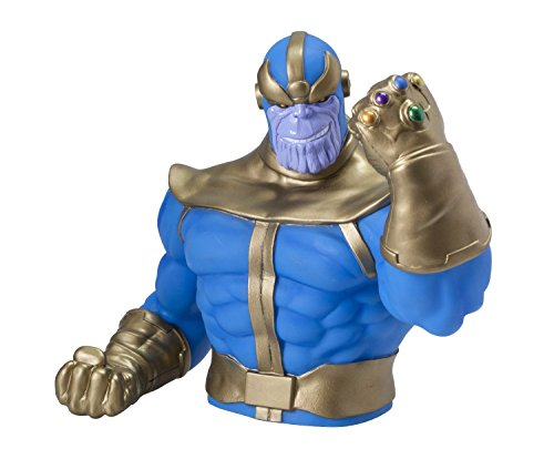 Marvel Thanos PVC Bust Bank