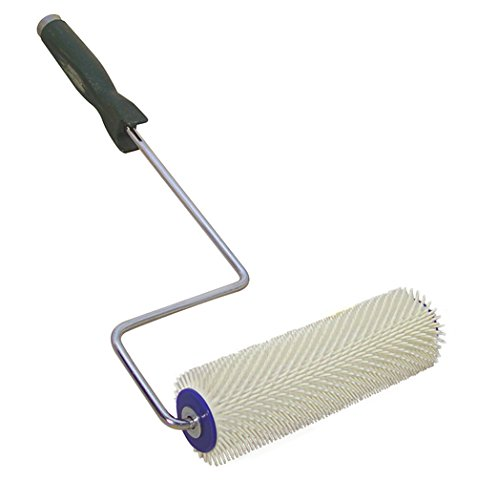 Bon 82-912 Spiked Roller 13/16'' Plastic 9'' With Handle by bon