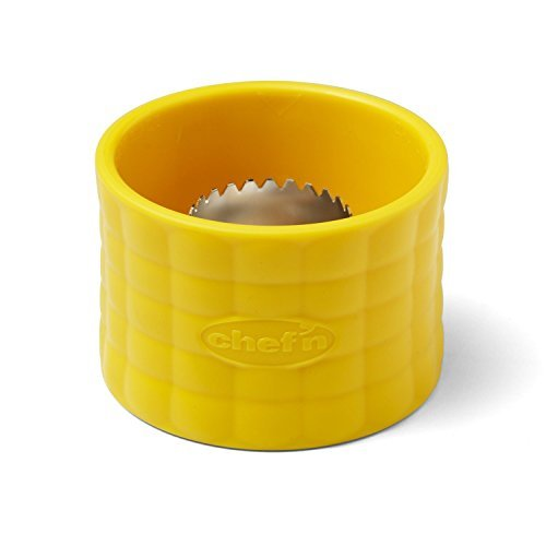 Chefn Cob Corn Stripper, Yellow (2-Pack) by Chef'n (Image #3)