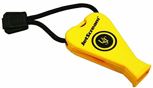 UPC 095474058541, Ultimate Survival Technologies JetScream Whistle, YELLOW