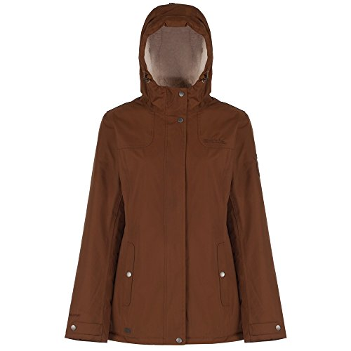Brown Waterproof Women's Brodiaea Saddle Regatta Jacket wzX4q