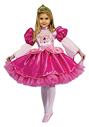 Image Unavailable  sc 1 st  Amazon.com & Amazon.com: Little Girl Graceful Ballerina Costume By Dress Up ...