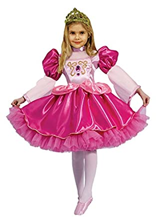 624ee387249e Amazon.com  Little Girl Graceful Ballerina Costume By Dress Up ...