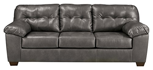 Signature Design by Ashley Alliston DuraBlend Sleeper Sofa, Queen, (Ashley Sleeper Sofas)
