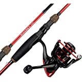KastKing Sharky III Spinning Fishing Rod and Reel Combos, Toray IM7 Graphite 2Pc Blanks, Fuji O-Ring Guides, Fuji Reel Seats, EVA Handles & Fighting Butt, Split Rear Handle Design, 6 Lengths & Actions