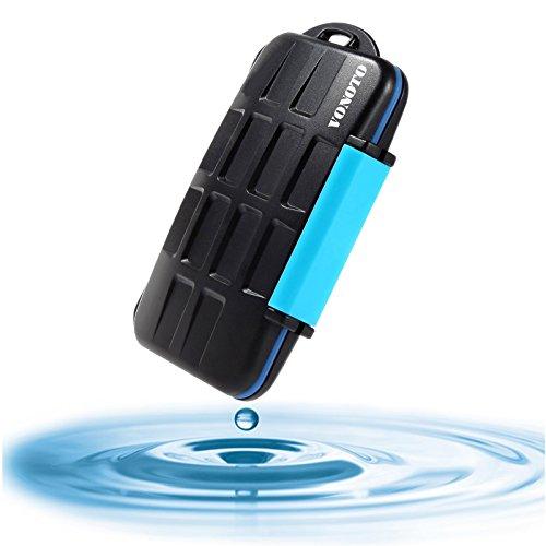 VONOTO Professional Memory Card Case WaterProof MC-2 Stores