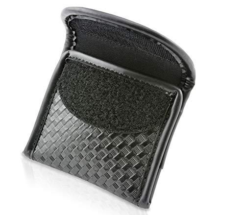 TECH118 Glove Pouch -Police Duty Belt Basketweave Latex Glove Pouch