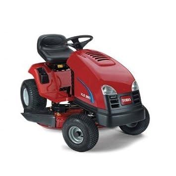 Toro XLS, 380 reciclado operativos, Tractor Cortacésped o, incluye herramientas estante, Easy