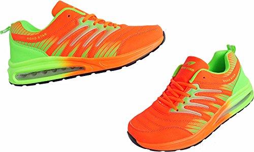 Herren Sportschuhe Laufschuhe Turnschuhe Sneaker Schuhe Gr.41 - 46 Nr.A16