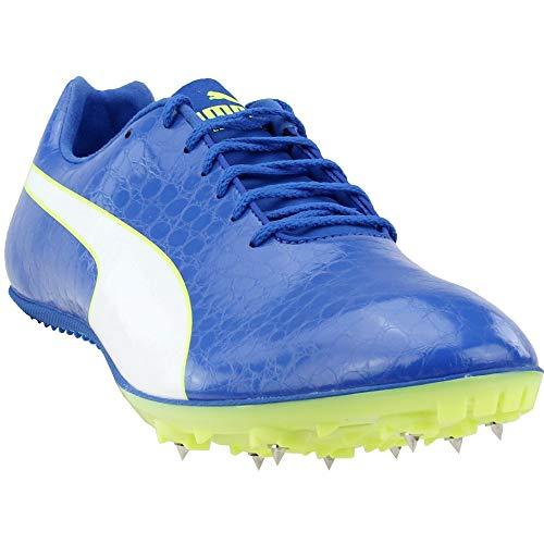9aa3abfe444304 PUMA Mens Evospeed Sprint 8 Athletic   Sneakers Blue