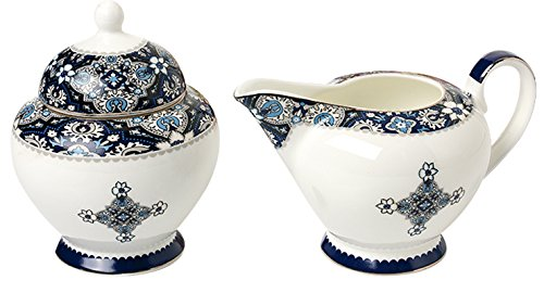 Jusalpha Venus Style Bone China Creamer set In Gift Box (Creamer set)
