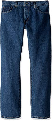 Levi's Men's 517 Boot Cut Jean, Dark Stonewash, - Jeans Mens Zip
