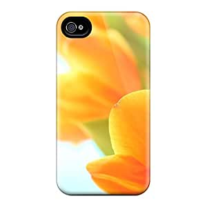 Hot Tpu Cover Case For Iphone/ 4/4s Case Cover Skin - For You Sweety Chloe