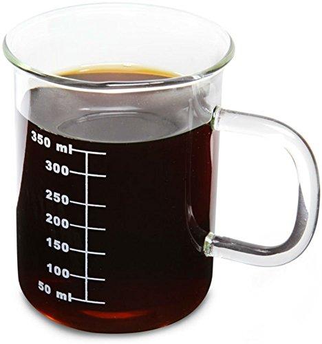 Lab Mug - Laboratory Beaker Mug