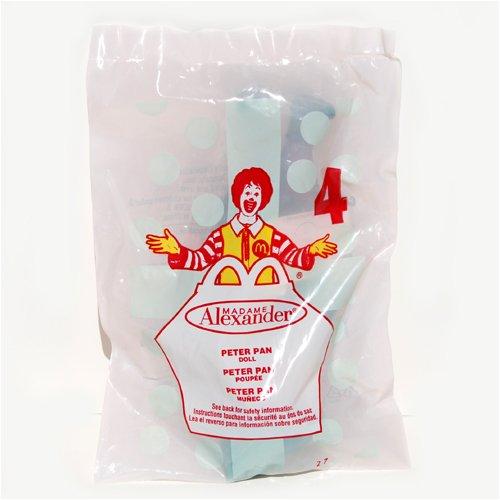 Madame Alexander Doll - Peter Pan - McDonald's 2002 (Madame Alexander Peter Pan)