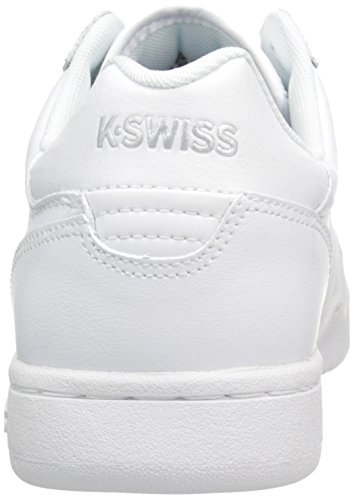 K-Swiss Jackson Hombre US 8.5 Blanco Zapato de Tenis