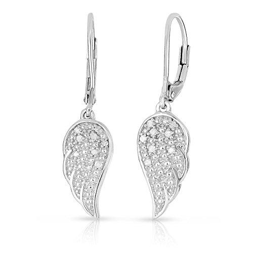 NATALIA DRAKE Guardian Angel Jewelry (Wings Drop)