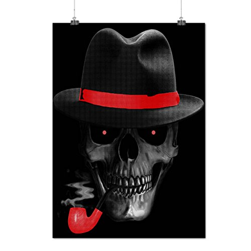 Skull (Zombie Mobster Costume)