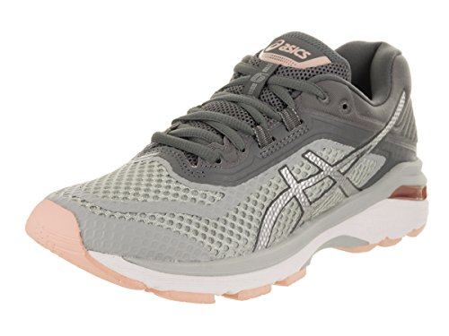 Mid Gt 2000 silver Pour Grey Asics Femmes carbon Chaussures 6 4ZqYq