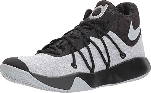 Nike Men's KD Trey 5 V Black/Wolf/Grey Basketball Shoe 9.5 Men US
