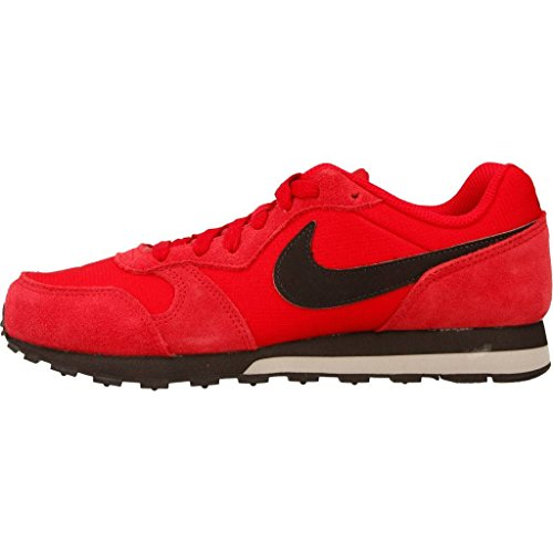 Gs Competition Red Red Running Md Runner Nike Shoes Boys' 2 fIX66q