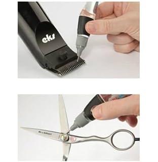 Precision Clipper – Aceite lubricante para engrasador de Dropper Clippers afeitadoras metal Instrumentos
